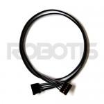 Robot Cable-5P 400mm 4pcs