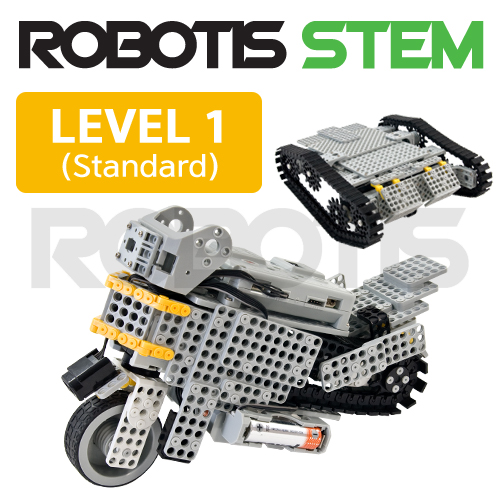 ROBOTIS STEM Level 1 [EN]