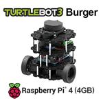 TURTLEBOT3 Burger RPi4 4GB [US]