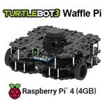 TURTLEBOT3 Waffle Pi RPi4 4GB [US]