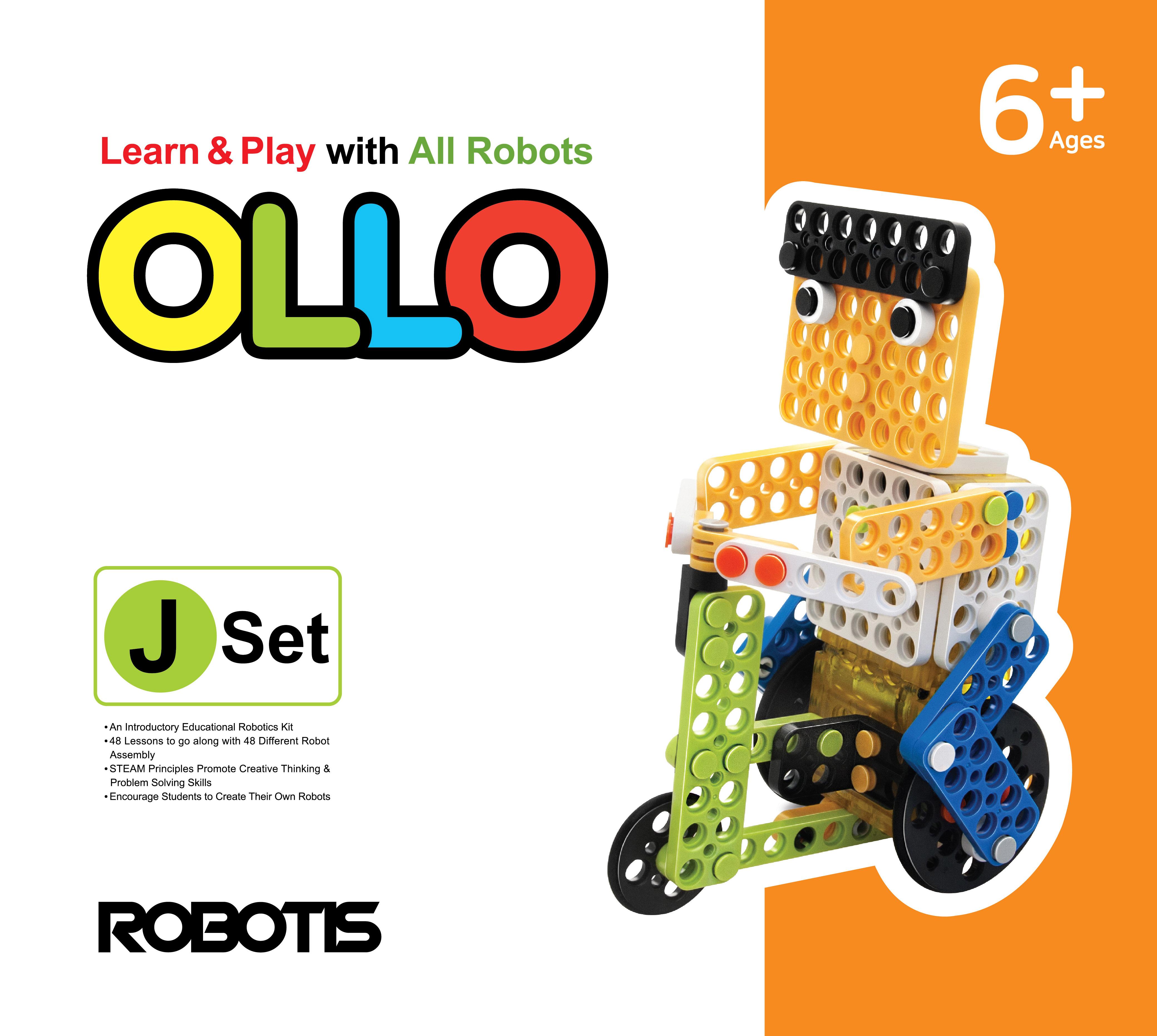OLLO J1_12 Kit Set