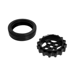 TB3 Wheel/Tire Set-ISW-01 (2ea)