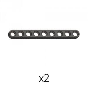 Plate (PI-1b9(k)) 2pcs