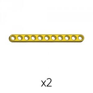 Plate (PI-1b11(y)) 2pcs