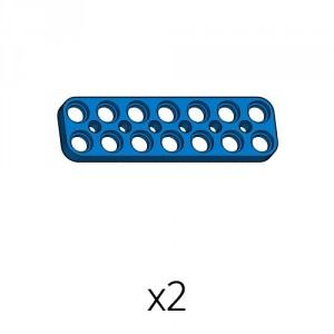 Plate (PD-2b7(b)) 2pcs