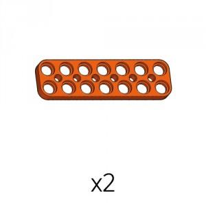 Plate (PD-2b7(o)) 2pcs