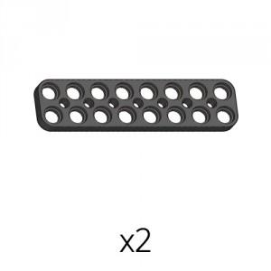 Plate (PD-2b8(k)) 2pcs
