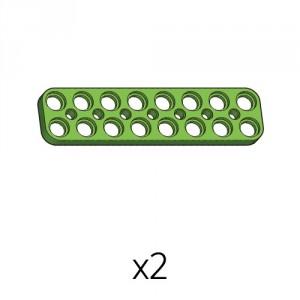 Plate (PD-2b8(g)) 2pcs