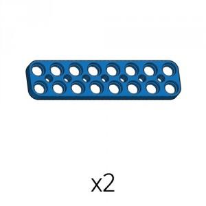 Plate (PD-2b8(b)) 2pcs