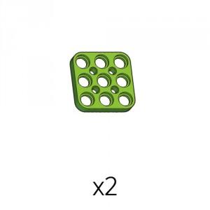 Plate (PD-3b3(g)) 2pcs