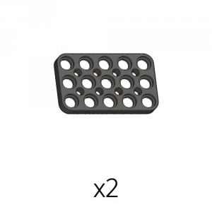 Plate (PD-3b5(k)) 2pcs