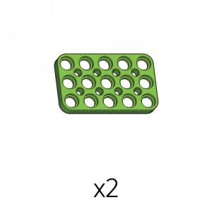 Plate (PD-3b5(g)) 2pcs