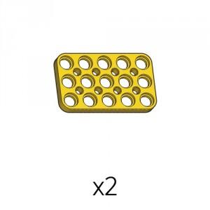 Plate (PD-3b5(y)) 2pcs