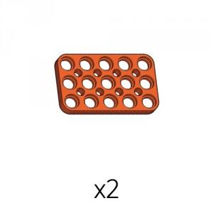 Plate (PD-3b5(o)) 2pcs