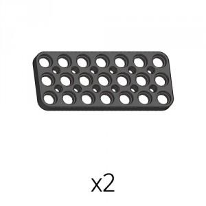Plate (PD-3b7(k)) 2pcs