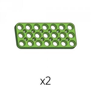 Plate (PD-3b7(g)) 2pcs