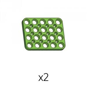 Plate (PD-4b5(g)) 2pcs