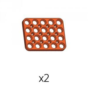 Plate (PD-4b5(o)) 2pcs