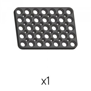 Plate (PD-5b7(k)) 1pcs