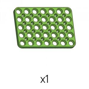 Plate (PD-5b7(g)) 1pcs