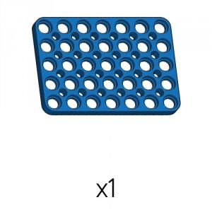 Plate (PD-5b7(b)) 1pcs