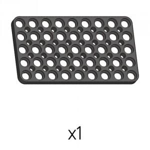 Plate (PD-5b9(k)) 1pcs