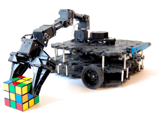 PLATFORM - OpenMANIPULATOR-X - ROBOTIS